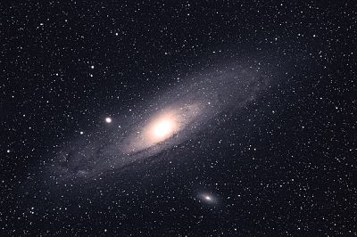 andromeda galaxy in hindi, एंड्रोमेडा आकाशगंगा