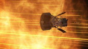 Parker solar probe, पार्कर सोलार प्रोब