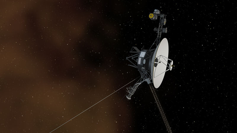 Voyager in hindi