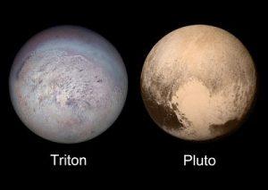 Triton vs pluto in hindi, ट्राइटन और प्लूटो