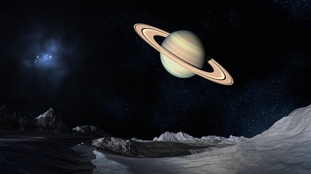Saturn planet in hindi