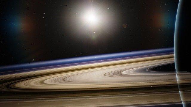 Saturn rings in hindi