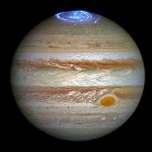 Jupiter Aurora in hindi