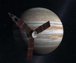 Juno space ship, जूनो यान