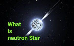 Neutron star in hindi